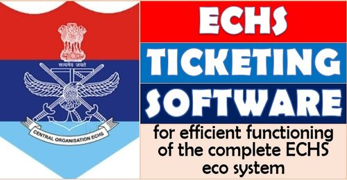 ECHS TICKETING SOFTWARE for efficient functioning of the complete ECHS eco system