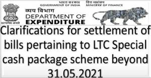 clarifications-for-settlement-of-bills-pertaining-to-ltc-special-cash-package