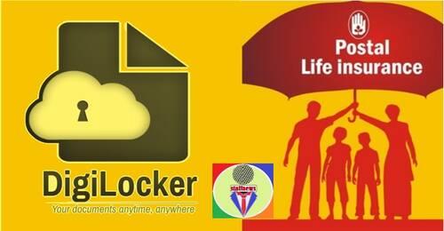 Digital copy of Postal Life Insurance (PLI)/Rural Postal Life Insurance Policies (RPLI) through DigiLocker