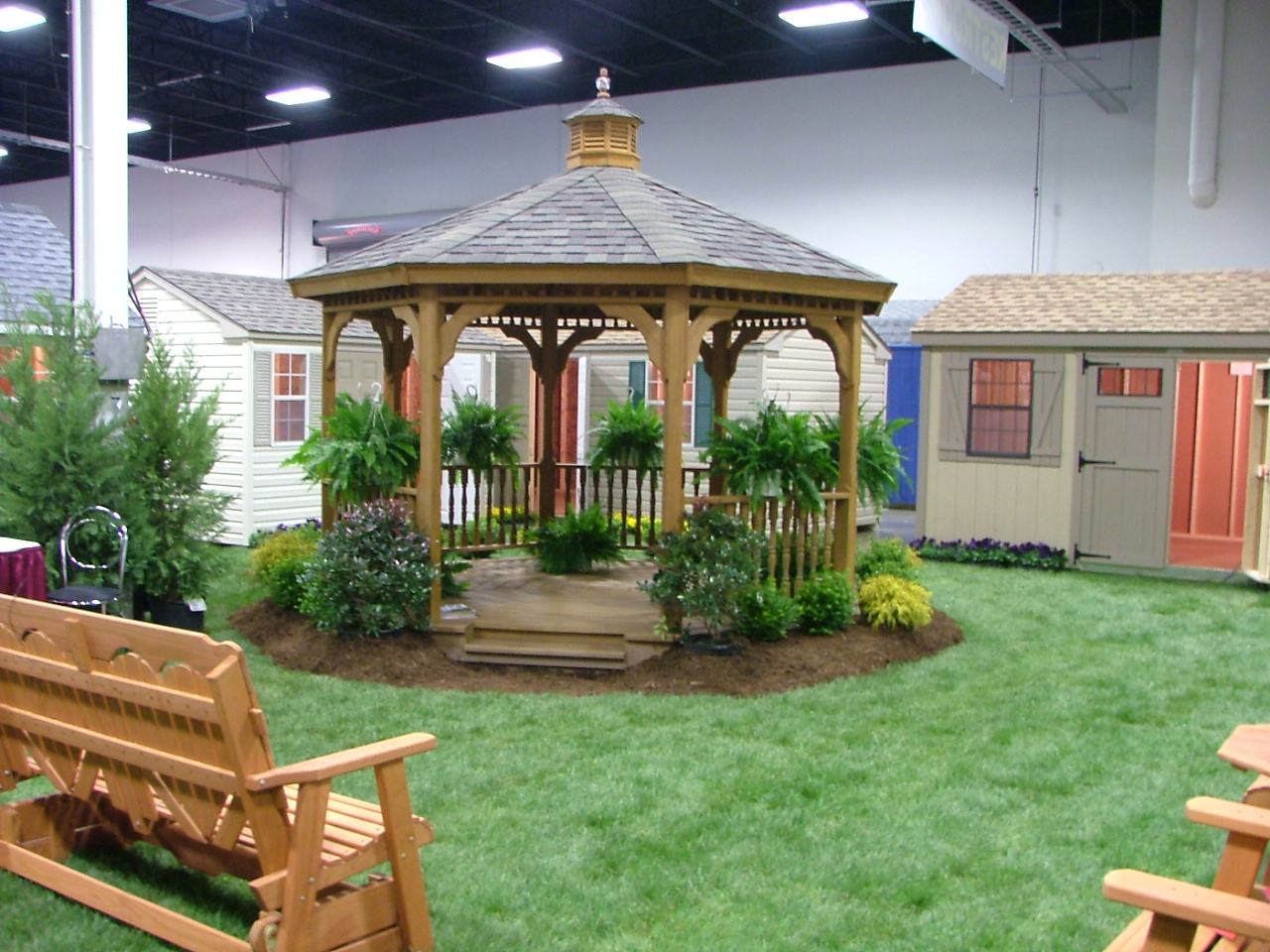 Vinyl And Wood Gazebos Fredericksburg Virginia Stafford