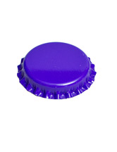 purple bottle cap