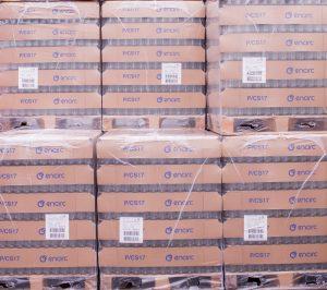 500ml beer bottles pallets