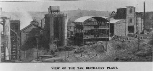 Tar Distillery