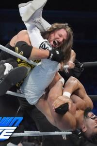"WWE Champion: AJ Styles vs. Andrade ""Cien"" Almas – 2018 [Watch & Download]"