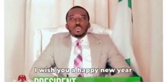 Bovi new year message
