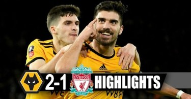 Liverpool vs Wolves highlights