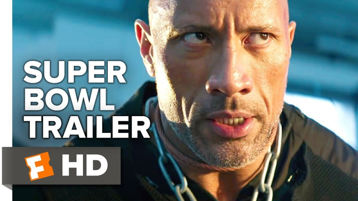 Hobbs and Shaw Super Bowl Trailer – Official Movie Teaser