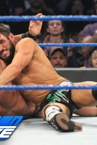 Johnny Gargano & Tommaso Ciampa vs The Bar – SmackDown LIVE, Feb. 19, 2019