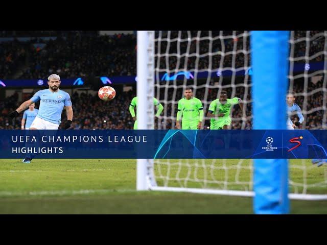 Manchester City vs Schalke 04 7-0 Goals & Full Highlights – 2019