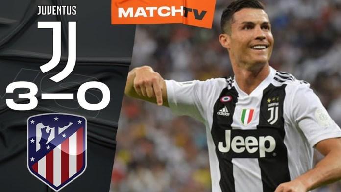 Juventus Vs Atletico Madrid 3-0 Goals & Full Highlights – 2019