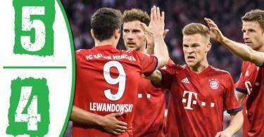 Bayern vs Heidenheim