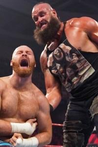 Brawn Strowman vs. Sami Zayn: RAW, May 20, 2019