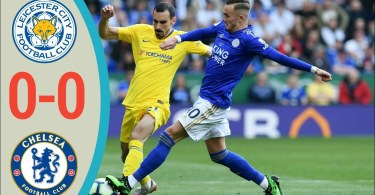 leicester city vs chelsea 0 0 go