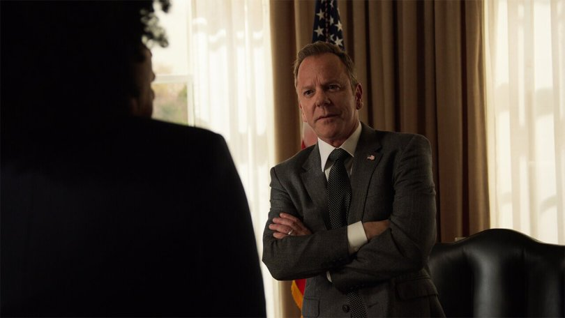 Designated Survivor Season 3 Episode 1 - S03E01