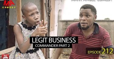 legit business mark angel comedy