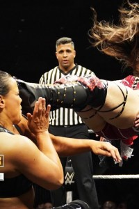 The Genius Of The Sky takes Flight against Shayna Baszler: NXT TakeOver