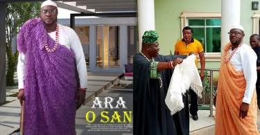 ara o san yoruba movie 2019 mp4