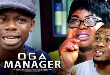 oga manager yoruba movie 2019 mp