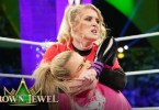 Natalya and Lacey Evans make history in Saudi Arabia