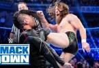 Roman Reigns & Daniel Bryan vs King Corbin & Nakamura – SmackDown, Oct. 18, 2019