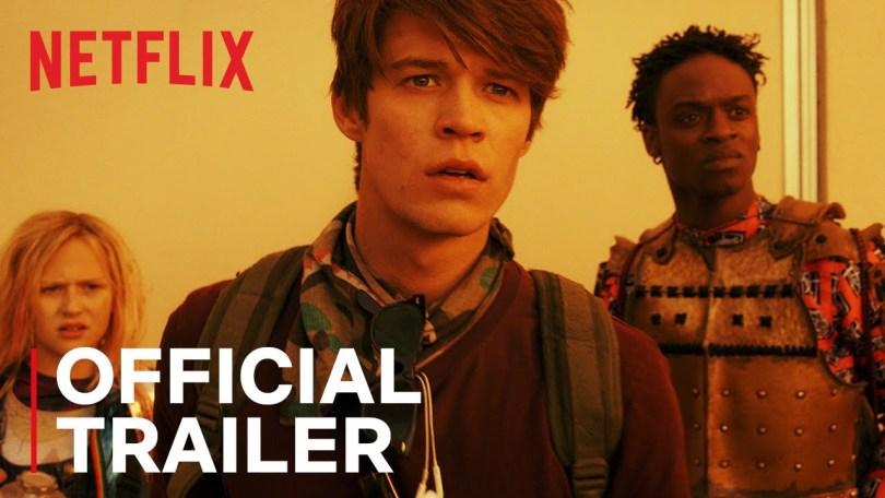 daybreak trailer official movie