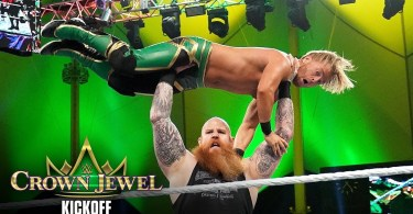 Erick Rowan sends Drake Maverick into orbit: WWE Crown Jewel 2019