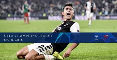 Juventus Vs Lokomotiv Moscow 2-1 Goals & Full Highlights – 2019