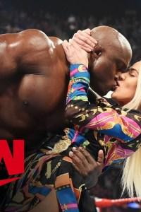 Lana kisses Bobby Lashley after Revealing her Divorce – MONDAY NIGHT RAW