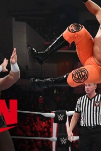 Andrade vs. local competitor – MONDAY NIGHT RAW