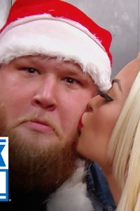 Mandy Rose gifts Otis a Christmas kiss – SmackDown, Dec. 20, 2019