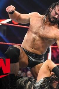 Matt Hardy vs. Drew McIntyre – MONDAY NIGHT RAW
