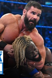 Kofi Kingston vs. Robert Roode – SmackDown, Feb. 28, 2020
