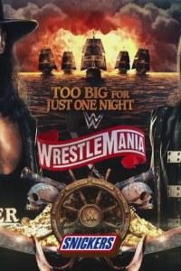 DOWNLOAD VIDEO: The Undertaker vs. AJ Styles – WWE WrestleMania 36