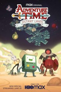 Adventure Time: Distant Lands Season 1 (S01) TV Series [Episode 1 Added]