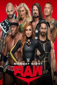 WWE RAW 17 August, 2020 Full Show