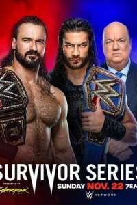 WWE Survivor Series (2020) Full Show