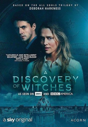 A Discovery of Witches Season 2 Complete Web Series