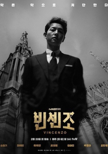 Vincenzo Season 1 Episode 8 (S01E08) Korean Drama