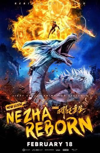 New Gods: Nezha Reborn (2021) Full Chinese Movie