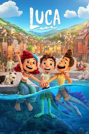 Luca (2021) Full Movie