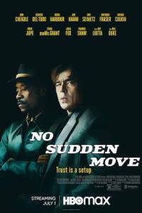 No Sudden Move (2021) Full Movie