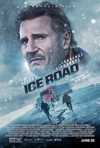 The Ice Road (2021) Full Movie
