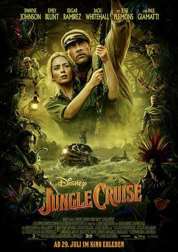 Jungle Cruise (2021) English Subtitles