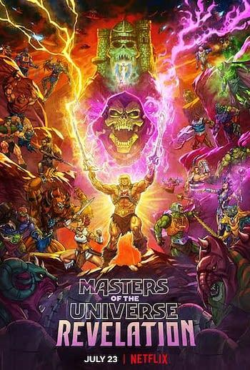 Masters of the Universe: Revelation Season 1 Episode 5 (S01E05)