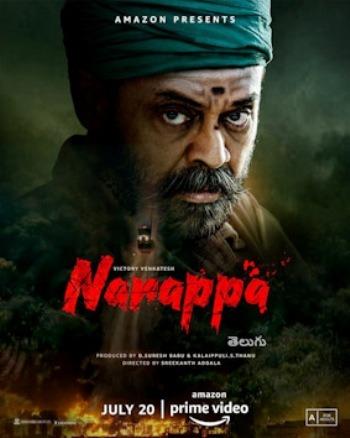 Narappa (2021) Full Telugu Movie
