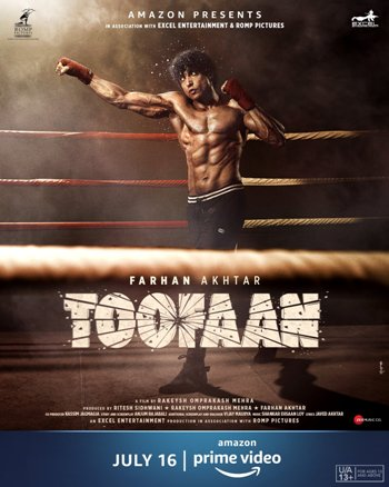 Toofaan (2021) Hindi Subtitles