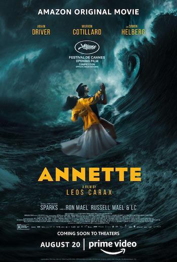 Annette (2021) Arabic Subtitles