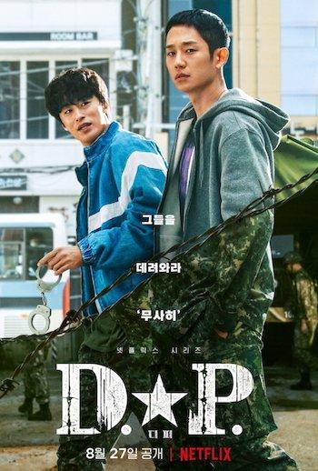 D.P. (Deserter Pursuit) (2021) Kdrama English Subtitles
