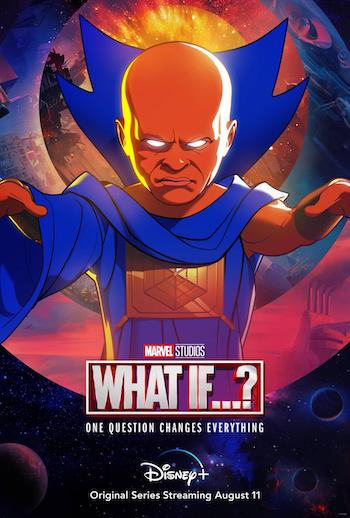 What If…? Season 1 Episode 3 (S01E03) Indonesian Subtitles