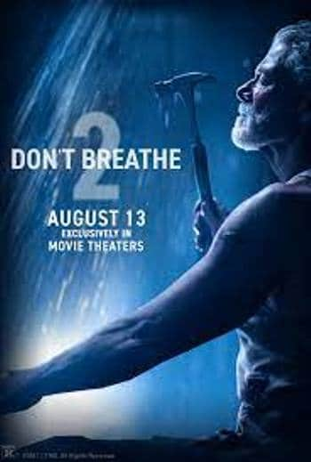 Don't Breathe 2 (2021) Dual Audio Hindi